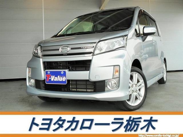 ダイハツ カスタム RS LED・スマートキー・ナビ・ワンセグ・CD