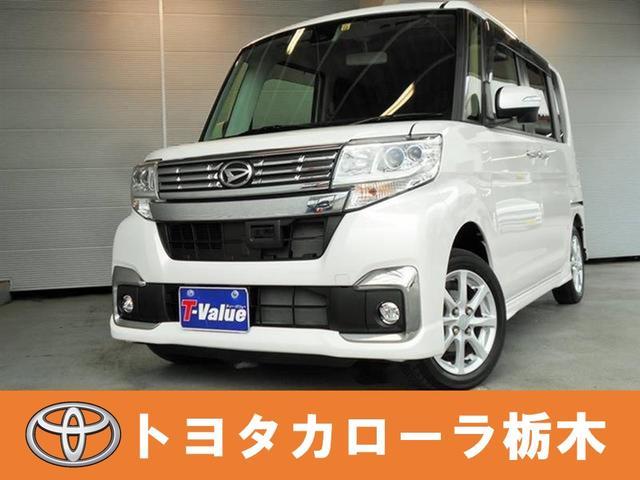 ダイハツ カスタムX SAII LED・スマートキ・ナビ・BT・BM