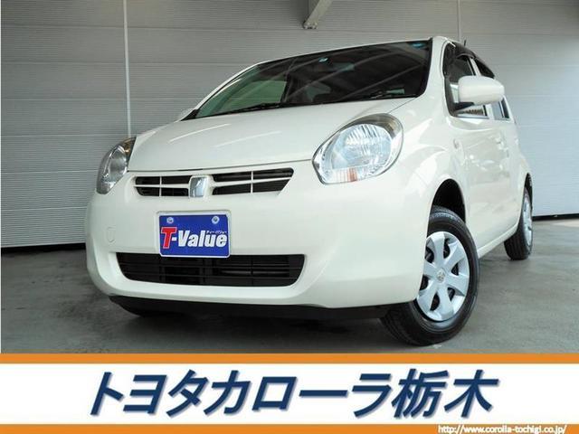 トヨタ X クツロギ スマートキー・CD・ワンオーナー・ベンチシート