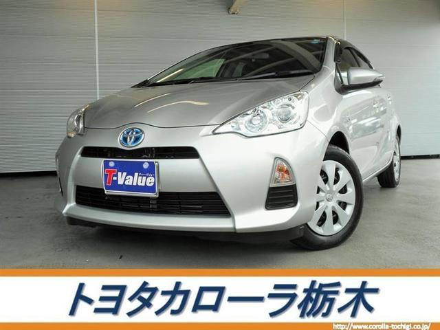 トヨタ S  ナビ・BT・バックモニター・CD・DVD・シートヒータ
