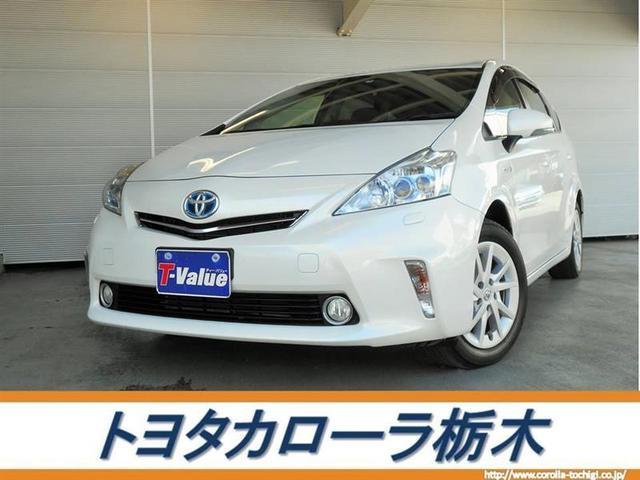 トヨタ S LED・ナビ・BT・バックモニタ・フルセグ・CD・DVD