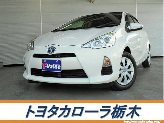 トヨタ S スマートキー・ナビ・CD・バックモニター・ETC
