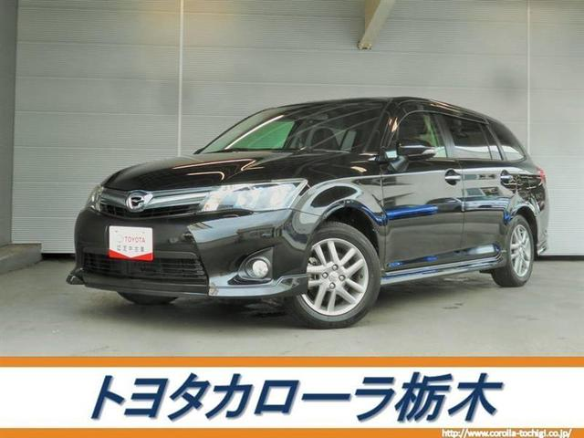 トヨタ 1.5G エアロツアラー・ダブルバイビー ナビワンセグBM