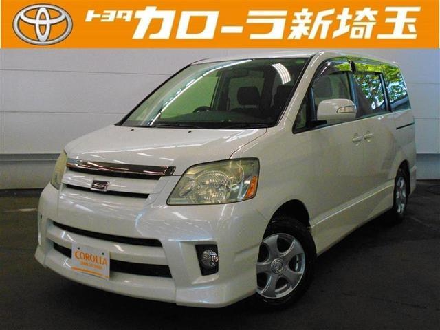 トヨタ S DVDナビ ETC ワンオーナー 点検記録簿 3列シート