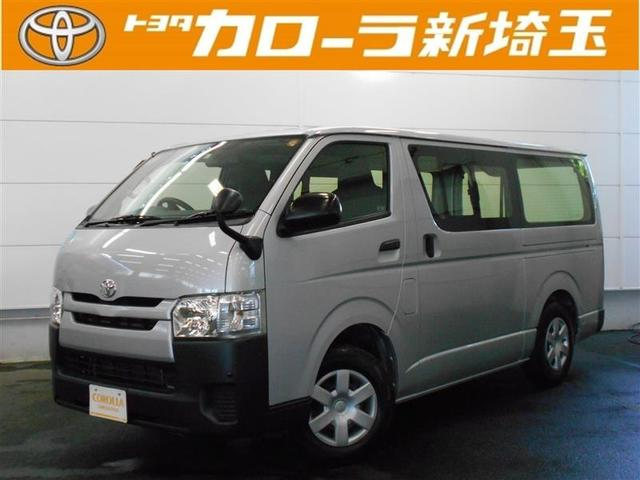 トヨタ ロングDX DVDナビ ワンセグ CD再生装置 3列シート