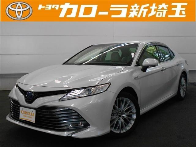 トヨタ HV Gレザーパッケージ スマートキ- クルーズコントロール