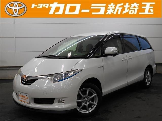 トヨタ X HDDナビ スマートキ- イモビライザー 3列シート