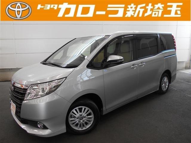 トヨタ ノア G クルーズコントロール スマートキ- メモリーナビ ETC