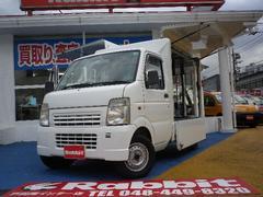 スクラムトラック移動販売車ベース