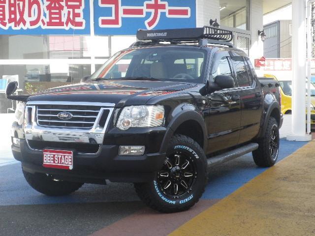 フォード XLT サンルーフ HDD地デジナビ Bモニター