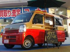 エブリイPA移動販売車 キッチンカー 4WD