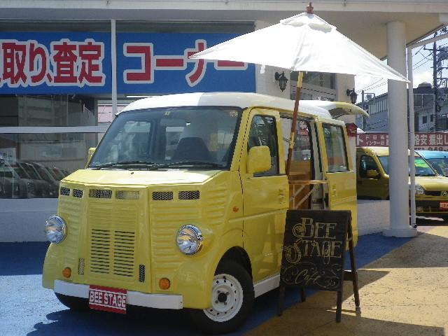 スズキ 新規製作 移動販売車 キッチンカー