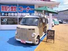 エブリイPC 移動販売車 キッチンカー 新規製作