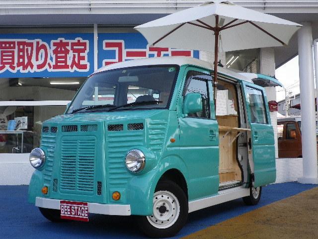 スズキ PA 新規製作 移動販売車 キッチンカー