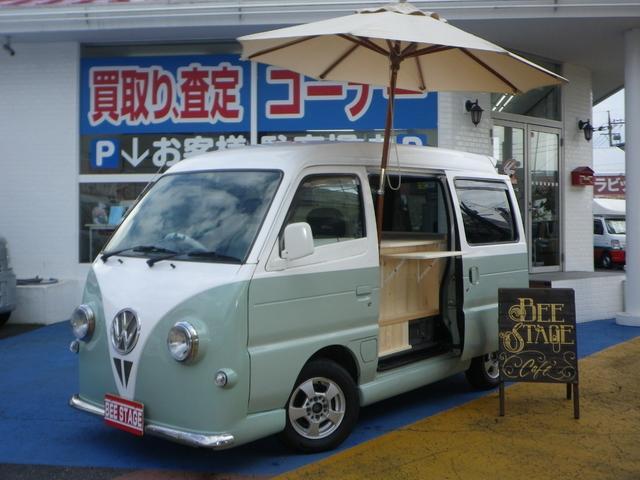スズキ ジョイポップターボ 移動販売車ベース
