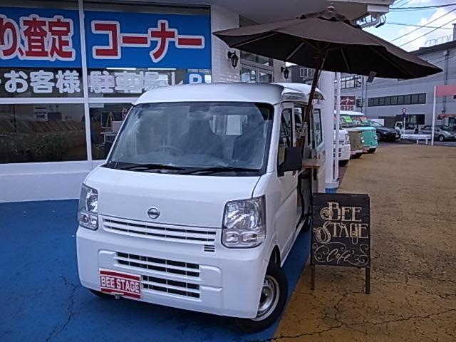 日産 DX キッチンカー 移動販売車 東京都対応シンク