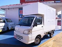 ハイゼットトラック移動販売車