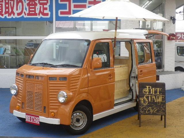 日産 新規製作オリジナルキッチンカー