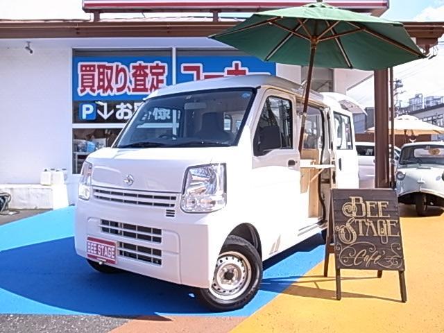 日産 DXオリジナル移動販売車