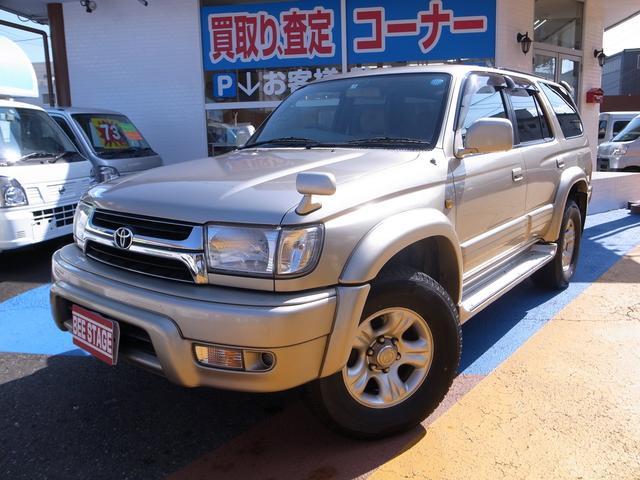 トヨタ SSR-X 2.7L ワンオーナー