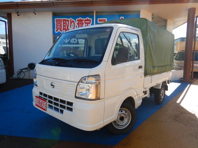 日産 NT100クリッパートラック DX キッチンカーベース車