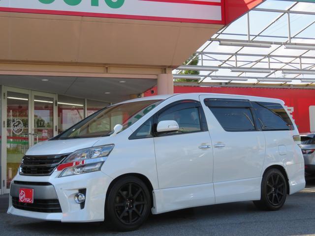 トヨタ 3.5Z1オーナー禁煙車純正HDDナビフルセグリアモニター