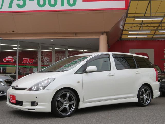 トヨタ X Sパッケージ 1オーナー 禁煙車 ローダウン社外マフラー