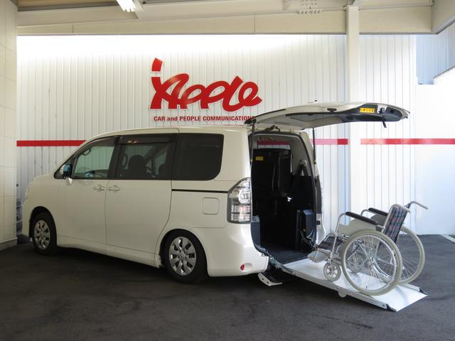 トヨタ X Lエディション 電動スローパー 福祉車両 ナビ