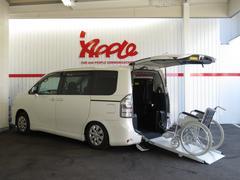 ヴォクシーX Lエディション 電動スローパー 福祉車両 ナビ