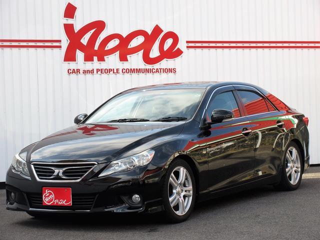 トヨタ 250G Sパッケージリラックスセレクション黒革SRナビTV