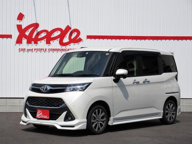 トヨタ カスタムG-T 禁煙1オーナー スマアシ TRDエアロ