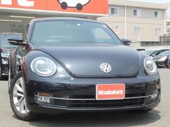 VW ザ・ビートルデザインレザーパッケージ 2013モデル SR 黒革シート
