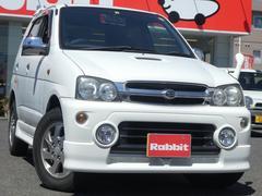 テリオスキッドキスマークX 4WD ターボ 背面タイヤ キーレス
