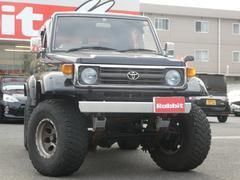 ランドクルーザー70ZX リフトUP 色替車 マッドテレーンタイヤ 16AW