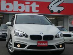 BMW218dグランツアラー ターボ メーカーナビ 電動リアゲート