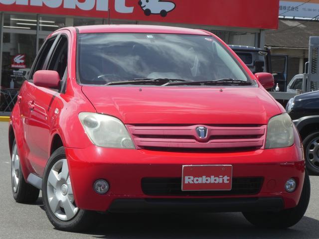トヨタ イスト 1.5S Lエディション キーレス HID フォグライト 純正オーディオ ETC