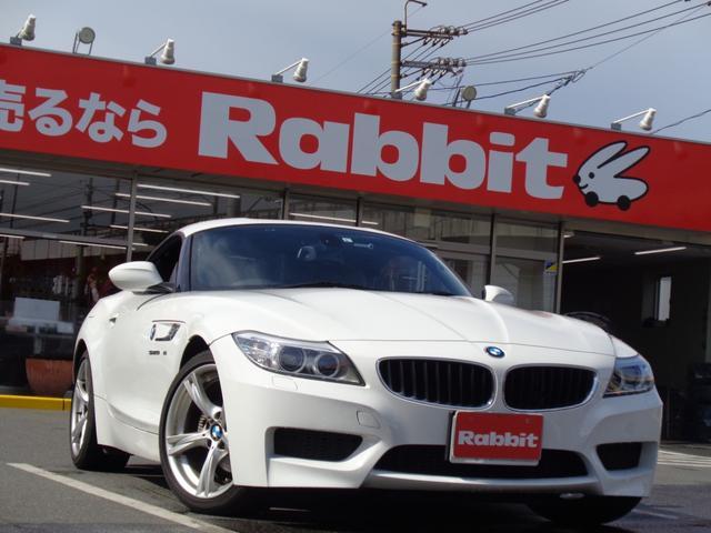 BMW sDrive20i Mスポーツ 電動オープン ワンオーナー ハーフレザー 純正HDDナビ フルセグ バックカメラ パワーシート シートヒーター HID オートライト