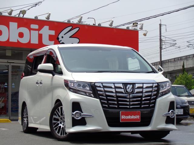 トヨタ 2.5S Cパッケージ ローダウン車高調HKS/ALPINE10インチナビ/ALPINE12.8インチフリップダウン/両側電動スライドドア/前後ソナー/アイドリングストップ/電動リアゲート/LEDヘッドライト