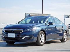 プジョー 508アリュール新車保証継承 LEDライト 純正ナビ ETC 禁煙