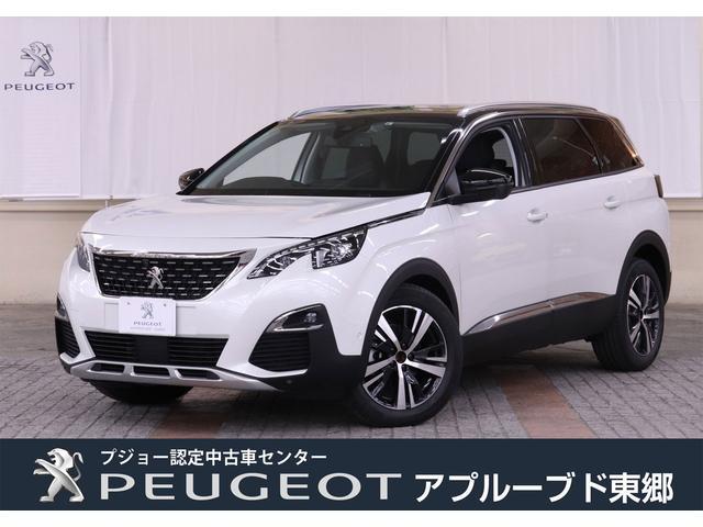 「プジョー」「プジョー 5008」「SUV・クロカン」「愛知県」の中古車