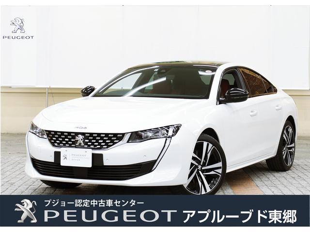 「プジョー」「508」「セダン」「愛知県」の中古車