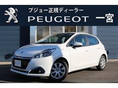 プジョー 208FIRST SELECTION 新車保証継承車