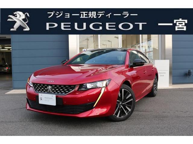 プジョー GT ブルーHDi フルパッケージ 元試乗車