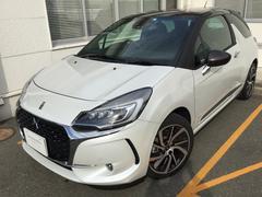 シトロエン DS3スポーツシック 当社試乗車シトロエン新車保証継承