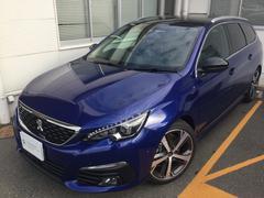 プジョー 308SW GT ブルーHDi新車保証 8AT CarPlay対応