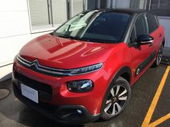 シトロエン C3シャイン 当社試乗車 ナビ連動CarPlay装備