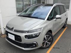 シトロエン グランドC4 スペースツアラーシャイン新車保証継承ナビ同期CarPlay装備