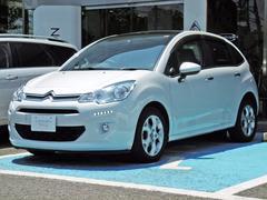 シトロエン C3 セダクション レザー 新車保証継承 ワンオーナー 禁煙車(シトロエン)