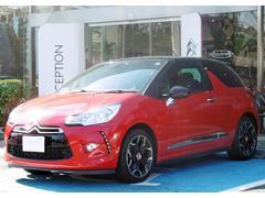 シトロエン DS3 スポーツシック 認定中古車 ワンオーナー 禁煙車 ETC(シトロエン)