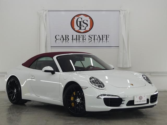 911カレラS カブリオレ スポーツクロノPKG 新車並行車
